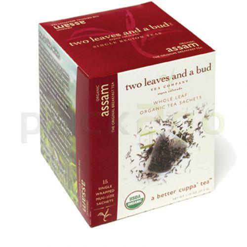 two leaves and a bud - Assam Bio Black Tea (schwarzer Tee)