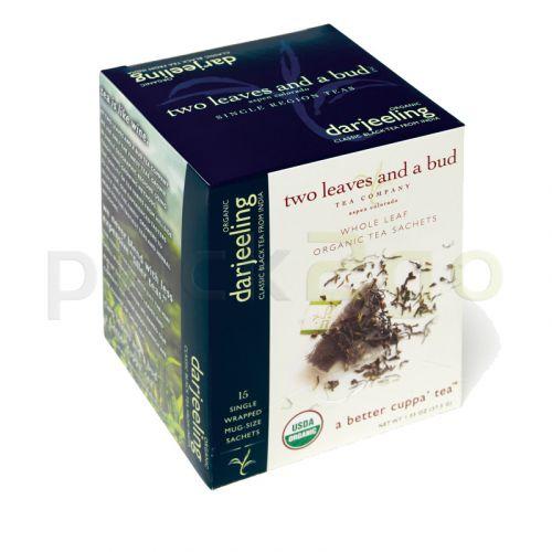 two leaves and a bud - Darjeeling Bio Black Tea (schwarzer Tee)