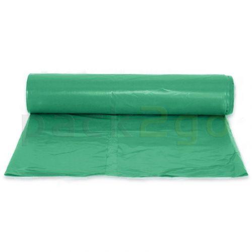Müllsäcke LDPE 120l - 700x1100mm - stark T65 - grün