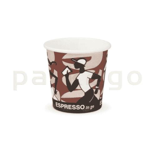 Espressobecher, FSC-Zertifiziert, Coffee to go Becher, Kaffeebecher Pappe