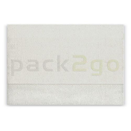 Spenderservietten GOURMET, 30x33cm, 1-lagig Tissue weiß - für Dispospender Nova Fold/TORK N1