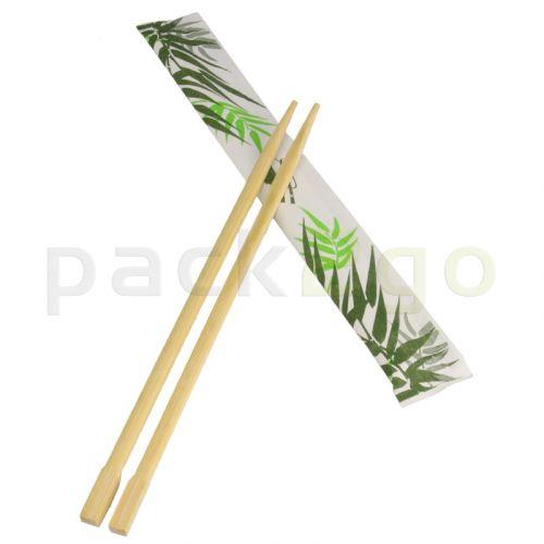 Essstäbchen, chinesische Chopsticks für Sushi To Go, Bambus-Holz, 210mm