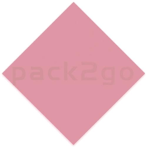 Vlies-Servietten Airlaid, Trendfarbe ROSA 40x40 1/4, Vliesstoff (stoffartig)