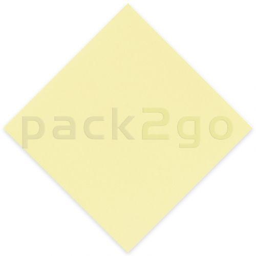 Vlies-Servietten Airlaid, Trendfarbe CHAMPAGNER 40x40 1/4, Vliesstoff (stoffartig)