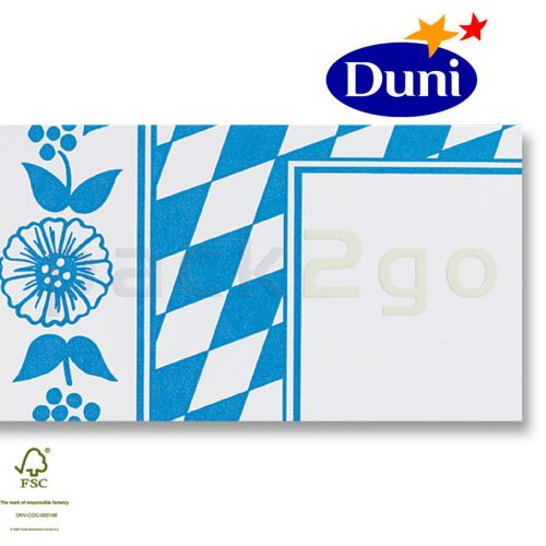 Dunicel-Mitteldecken 84x84cm -