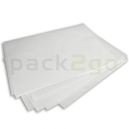 Backtrennpapier PROFI für Backbleche - Backpapier Zuschnitte weiß - 57x78cm