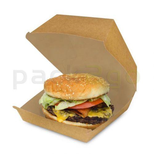 Burgerbox gefüllt