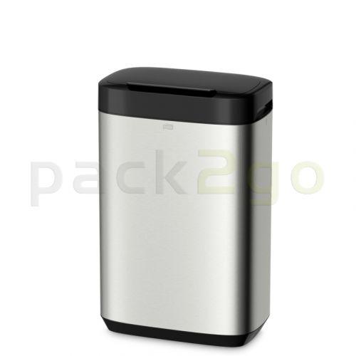 TORK Abfallbehälter 50l für Waschraumabfälle B1 - Edelstahl