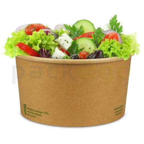 Kompostierbare Salatschalen