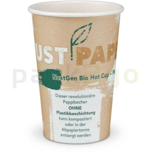 Kompostierbarer Kaffeebecher