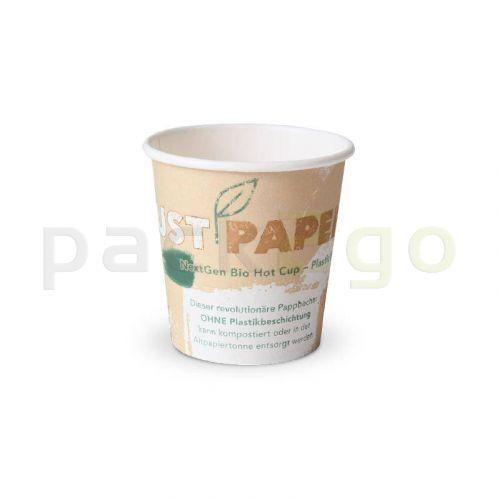 Kompostierbarer Espressobecher