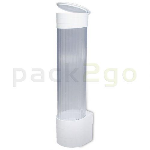 Bekerdispensers voor wandmontage, bekerhouder voor kleine bekers met Ø 70,3mm