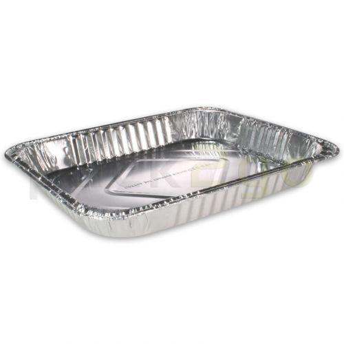 aluminium bakje gastronorm - 324x264mm (1/2GN), 3200 ml, Wegwerp-GN-schaal
