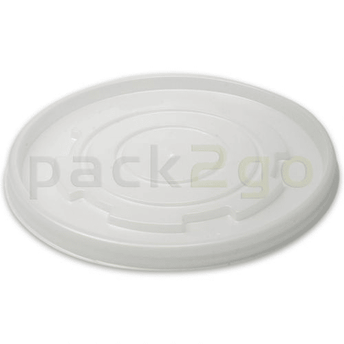 Deckel für Thermo-Suppenbecher FC8, rund, transparent