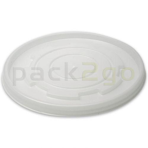 deksel voor thermische soepbeker FC12-20, rond, transparant