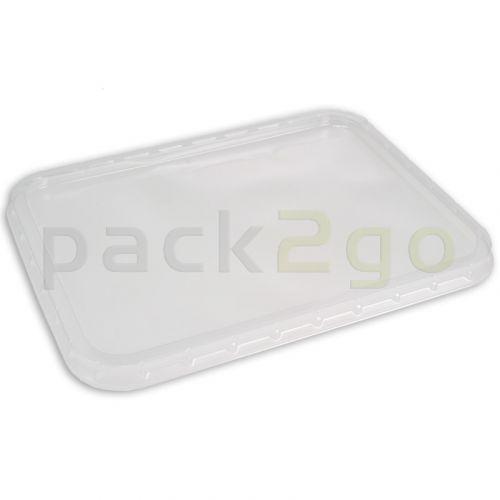 Deksel voor maxi-verpakkingsbekers - 180x135mm (een maat voor P2G6165, P2G6166, P2G6167, P2G6168)