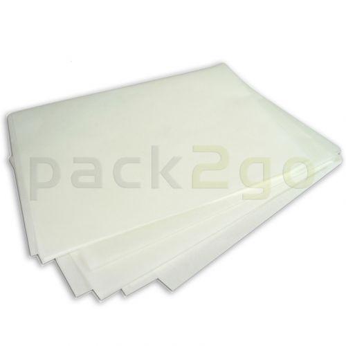 Einschlagpapier - Pergament-Ersatz 1/4 Bogen (Bagel-Verpackung)