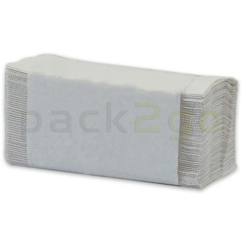 Papieren handdoeken, C-vouw - 1-laags, 25x31cm,