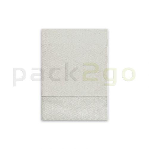 Dispenser servetten 25 x 30 cm, gevouwen 9 x 12,5 cm 1-laags tissue wit, klein, voor Compact Standard (N2) servetdispensers