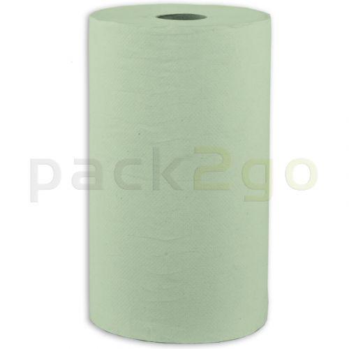 Tork Advanced Wischtuch W5 420, grün, 2-lagige Putzrollen 23x28cm, Kleinrolle 129255