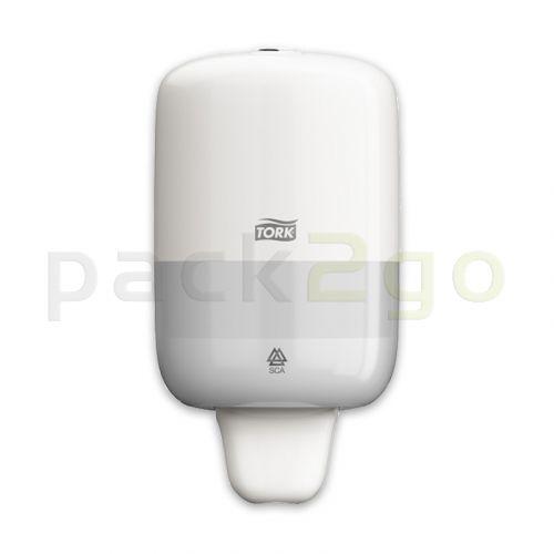 TORK-zeepdispenser S2 Mini Elevation voor 475ml, wit