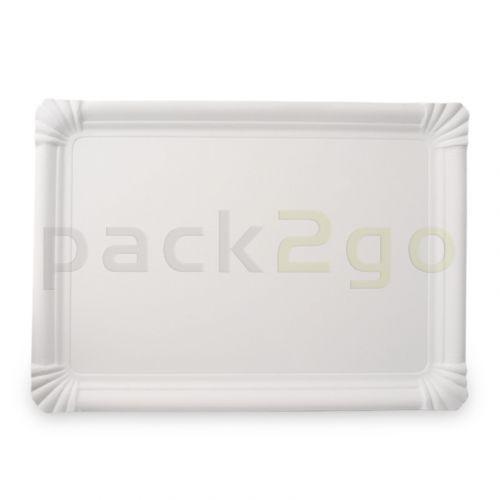 Kartonnen borden vierkant - 18 x 26 cm TOPKRAFT, papiercoating