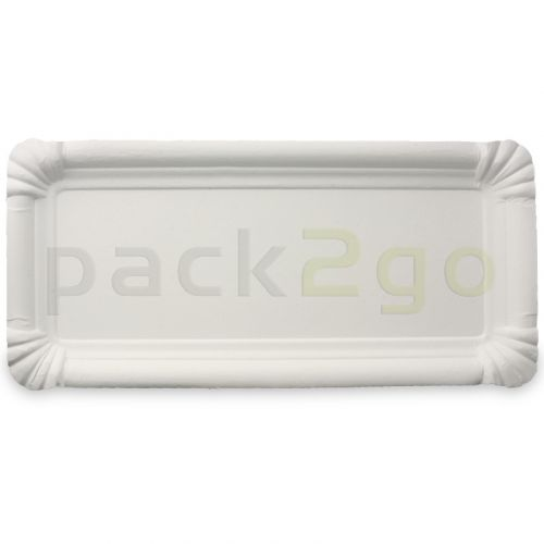 Kartonnen borden vierkant - 16 x 34 cm TOPKRAFT, papiercoating