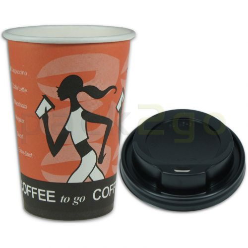 VOORDEELSET - Coffee-to-go-koffiebekers