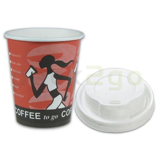 VOORDEELSET - Coffee-to-go koffiebekers