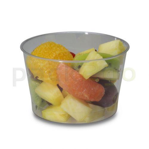 Eisbecher PS (Spritzguss), Dessertbecher, glasklar - 300ml