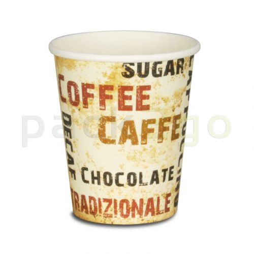 Kaffeebecher, Pappe, Coffee to go Becher