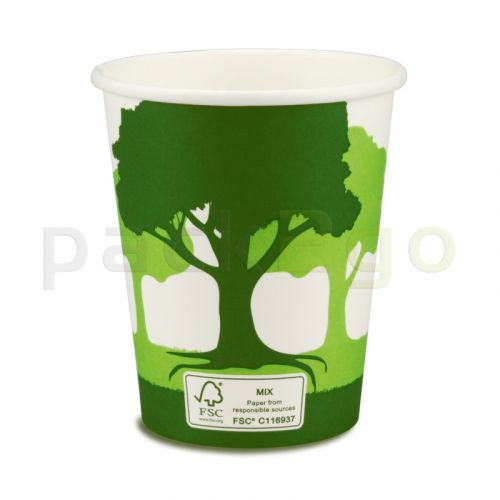 Kaffeebecher, FSC-Zertifiziert, Coffee to go Becher