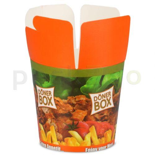 Snack Faltbox