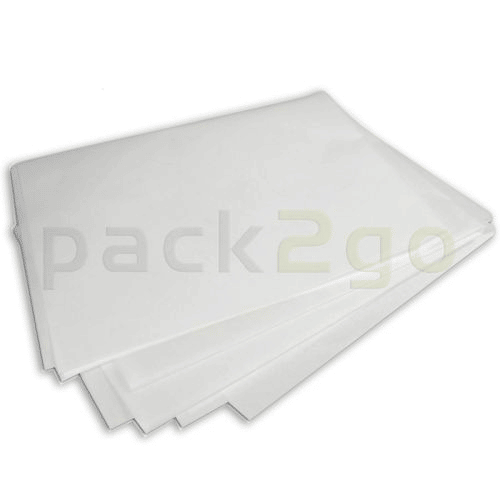 Bakpapier PROFI voor bakplaten - vellen bakpapier wit - 33x44cm