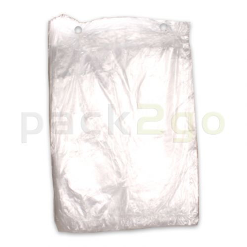 Abrissbeutel / Flachbeutel - HDPE, geblockt - 25x40cm