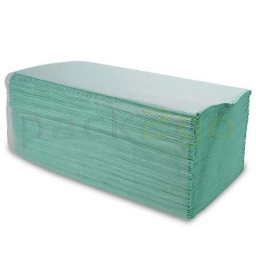 Papierhandtücher, Zickzack, 1-lagig (Z-Falz-Handtuchpapier)