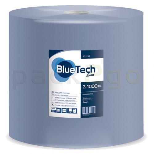 Putzrollen Profi, blau 360m, Putztuchrolle 3-lagig 36x36cm