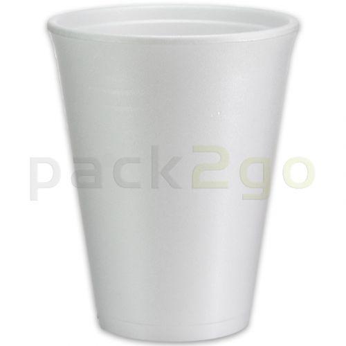 Glühweinbecher - Heißgetränkebecher / Thermobecher geschäumt - 0,3l
