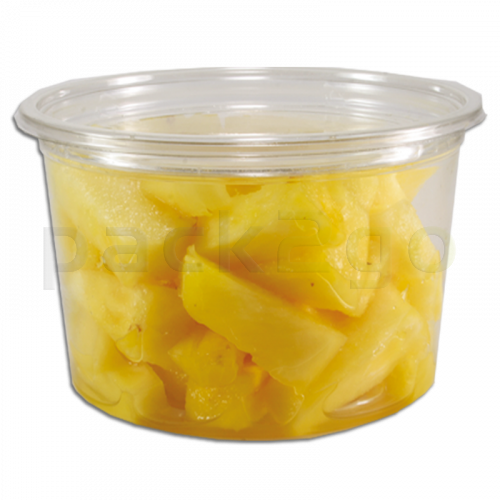 Deli Gourmet Container inklusive Deckel - 16oz., 400ml