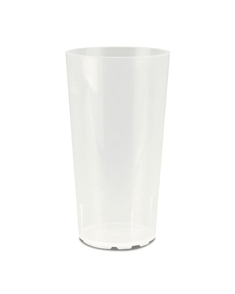 150 Partybecher Cocktail Einwegbecher Plastikbecher Kunststoffbecher 0,4l