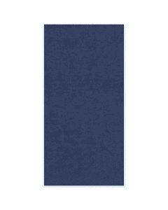 Tissue-Servietten GOURMET, 40x40 1/8 Falz, 3-lagig - dunkelblau - Zellstoffservietten farbige