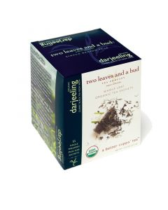 two leaves and a bud - Darjeeling Bio Black Tea (schwarzer Tee)