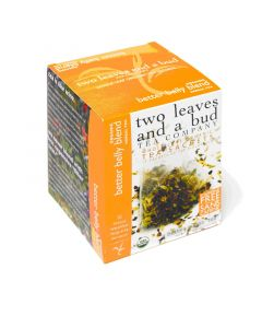 two leaves and a bud - Better Belly Blend Bio Herbal Tea