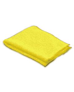 """Microfasertuch, """"Profi"""", gelb, reinigt schonend nasse und trockene Verschmutzungen"""