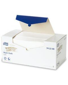TORK Premium Waschtücher, Airlaid-Waschtuch weich  - weiß Tork Nr. 742200