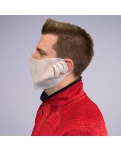 Masken aus PP-Vlies, Behelfsmasken zur Bedeckung von Mund und Nase