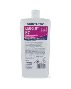 """Händedesinfektion """"Skintastic"""" Leocid P7, 1l-Flasche"""
