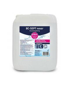 Eilfix Home Flächendesinfektion BC-Sept Nova 10L Kanister, anwendungsfertig