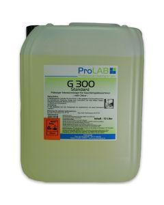 Geschirrspülmittel flüssig mit Desinfektion Gastronomie G-300 - 10 Liter Kanister (ProLAB)