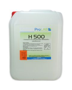 H-500 Cremeseife - 10L Kanister - mild, desinfizierend (HACCP)